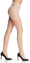 Hue Diamond Sheer Control Top Tights