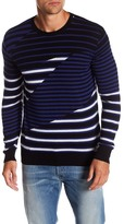 Diesel Volucer Striped Pullover