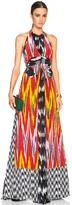Altuzarra Peacock Dress
