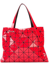 Bao Bao Issey Miyake geometric pattern tote - women - Polyester/PVC - One Size
