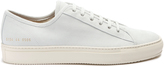 Common Projects Tournament low-top suede trainers