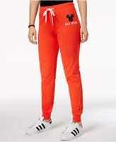 Hybrid Disney Juniors' Mickey Mouse Graphic Sweatpants