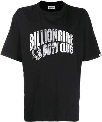 Billionaire Boys Club metallic logo printed T-shirt