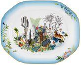 Christian Lacroix Reveries Large Porcelain Oval Platter