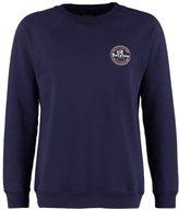 Brixton Soto Sweatshirt Washed Navy