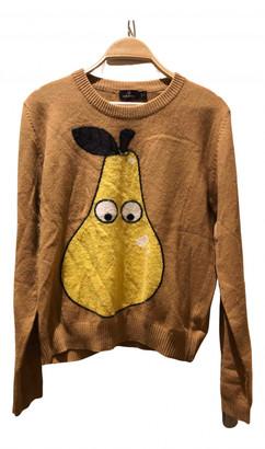 Mulberry camel Wool Knitwear