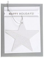 Paper Magic 12ct Happy Holidays Dipped Star Holiday Boxed Cards