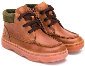 Camper Kids Runner Four lace-up boots