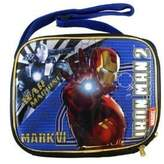 Hasbro Iron Man 2 Movie War Machine Mark VI Iron Man Lunch Tote