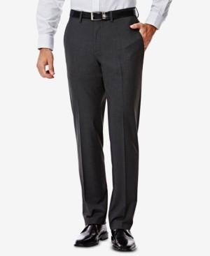 Haggar J.m. Men's Slim-Fit 4-Way Stretch Suit Pants