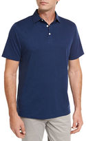 Peter Millar Crown Melange Polo Shirt