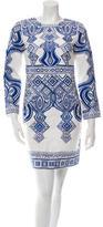 Emilio Pucci Embroidered Dress