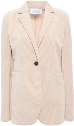 Harris Wharf London Cotton-corduroy Blazer