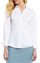 Antonio Melani Yani Button-Front Blouse