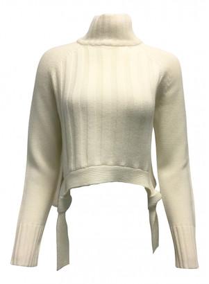 Proenza Schouler Beige Wool Knitwear