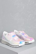 Forever 21 FOREVER 21+ Y.R.U. Holographic Sneakers