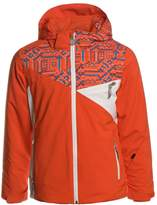 Spyder PROJECT Ski jacket burst/coral geo print/white