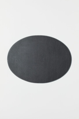 H&M Faux Leather Placemat