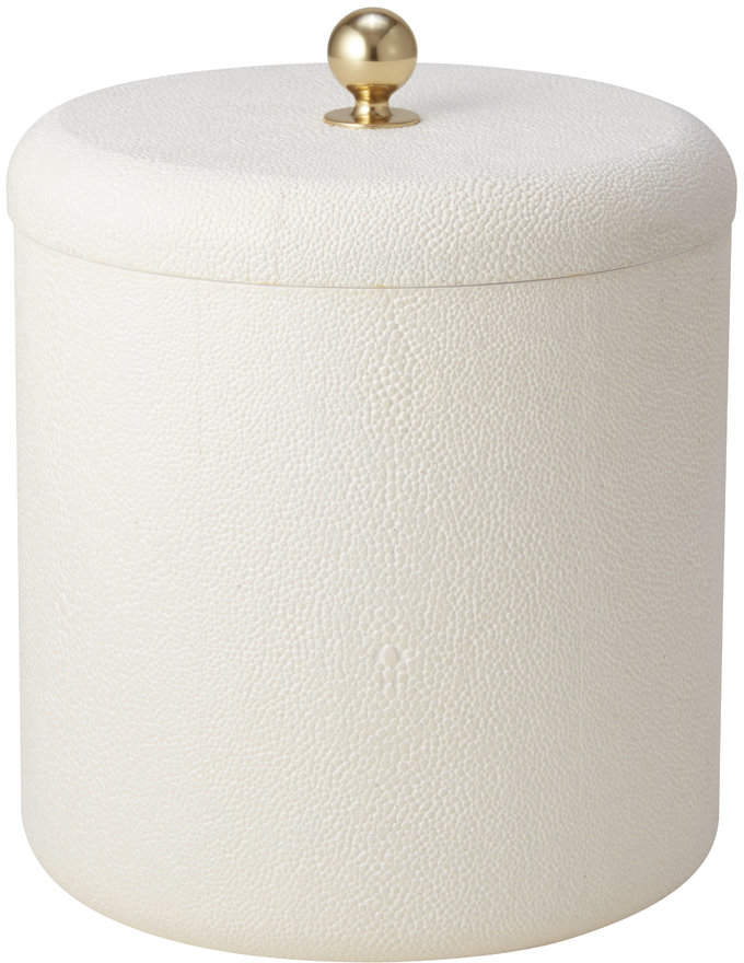 AERIN Shagreen Ice Bucket