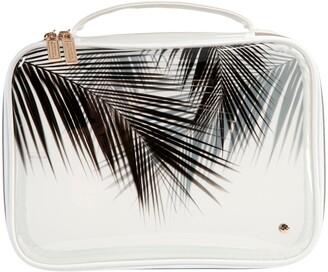 Stephanie Johnson Miami Palm Jumbo Makeup Bag