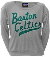 Boston Celtics - 1946 Off-Shoulder Juniors Long Sleeve T-Shirt