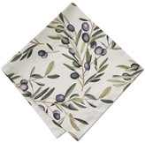 Williams-Sonoma Williams Sonoma Botanical Olive Napkins, Set of 4