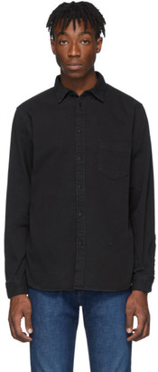 Levi's Levis Made and Crafted Black Standard Shirt