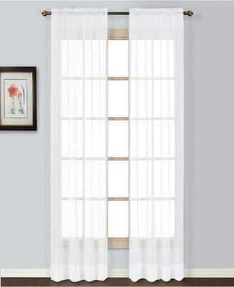 "Batiste 54"" X 72"" Window Panel"