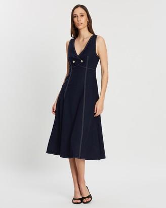Riviera Midi Dress