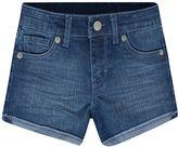 Levi's Toddler Girl Scarlett Rolled Cuffs Shorty Shorts