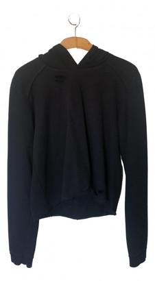 Misbhv Black Cotton Knitwear