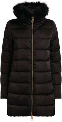 Herno Fur-Trim Down Coat