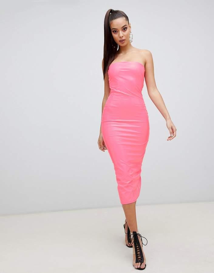 bb97a0ad2381 Pu Midi Dress - ShopStyle UK