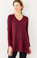 J. Jill Pure Jill Ultrasoft Tunic Sweater
