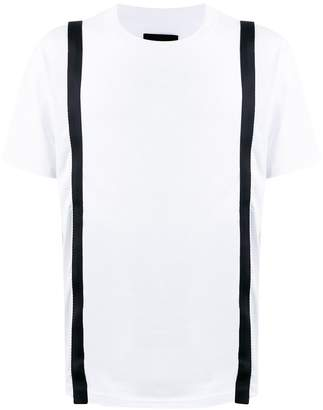 RtA double stripe T-shirt