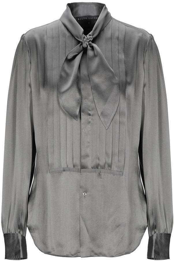 f802157c2 Ralph Lauren Silk Shirt - ShopStyle