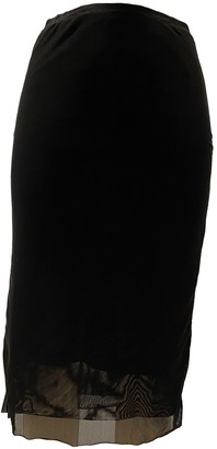 Elizabeth and James Black Skirt for Women
