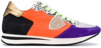 Philippe Model Paris Trpx colour block sneakers