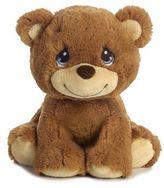 Precious Moments Aurora World 8.5-Inch Charlie Bear in Brown