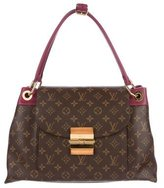 Louis Vuitton Monogram Olympe MM