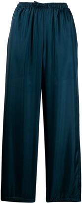 Katharine Hamnett Lucia silk trousers