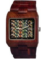 Earth Wood Rhizomes Bracelet Watch.
