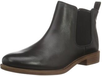 Clarks Women's Taylor Shine Chelsea Boots