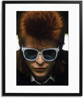 Sonic Editions Bowie in Shades 50x40cm
