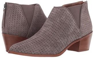 Trask Tisha Perf (Gray) Women's Boots