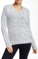 PJ Salvage Boucle Knit Sweater\n