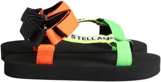 Stella McCartney Kids Black Sandals For Boy
