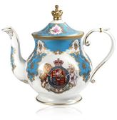 Harrods Royal Collection Trust Coat of Arms Teapot