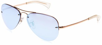 Ray-Ban Unisex's Rb3449 Aviator Sunglasses