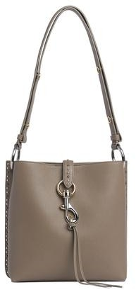 Rebecca Minkoff Megan Small Feed Bag with Studs